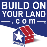 Conaway Homes - Build On Your Land/Lot Builder in Texas